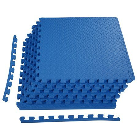 Sports Outdoors Mat Exercises Floor Puzzle Foam Flooring