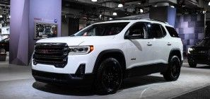 Gmc Acadia Sales Fall 23 Percent In Q4 2019 The Decline Puts The Acadia In 13th Place In Its Competitive Set From Gmautho In 2020 Automotive News Automotive Gmc