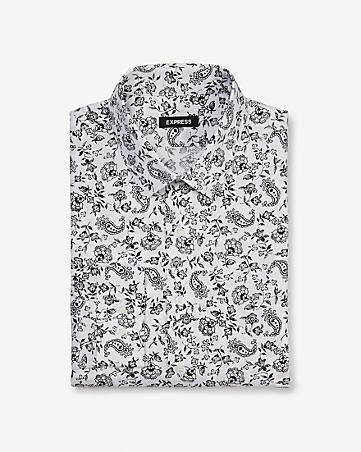 31++ Big and tall paisley dress shirt inspirations