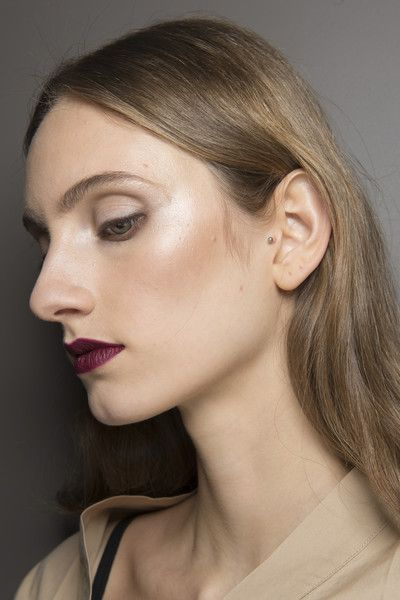 Bottega Veneta, Fall 2018 - The Most Dazzling Hair and Beauty Details From NYFW Fall 2018 - Photos