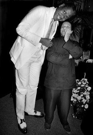 andre leon talley and alaia