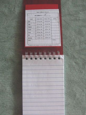 picture about Printable Bridge Tallies referred to as Pinterest