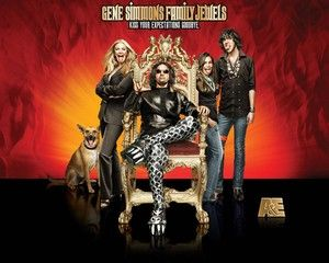 Gene Simmons Family Jewels. Especially the Past season with the relationship drama!!!