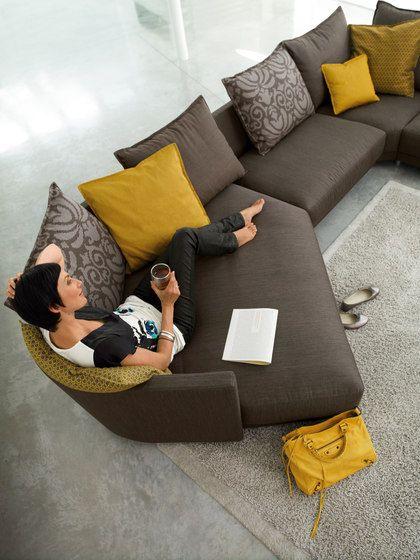 Rolf Benz Onda Sofas From Rolf Benz Architonic Modular Sofa Living Room Furniture Design Furniture Design Living Room
