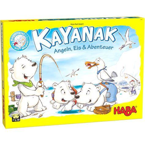 Kayanak Angeln Eis Abenteuer Haba 7146 Jako O Abenteuer Angeln Haba