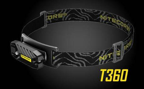 Nitecore T360 Headlamp Rechargeable LED 45 Lumens