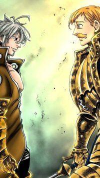 Anime The Seven Deadly Sins Mobile Wallpaper Seven Deadly Sins