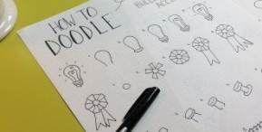 43 Ideas art journal doodles note for 2019