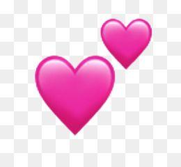 Emojipedia Corazon Simbolo De La Etiqueta Engomada Iphone Emojis