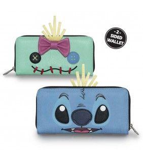 5992e96bd09 Loungefly x Stitch Scrump 2-Sided Wallet
