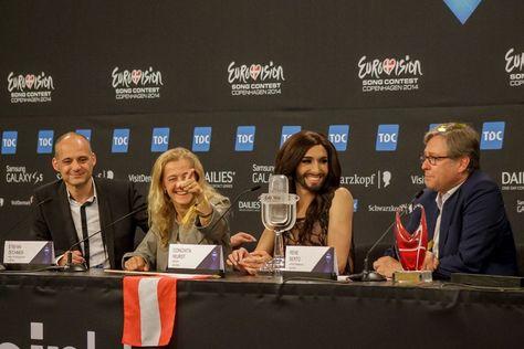 ORF nominiert Core-Team für Eurovision Song Contest 2015 - http://www.eurovision-austria.com/orf-nominiert-core-team-fuer-eurovision-song-contest-2015/