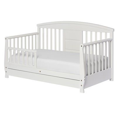 Harriet Bee Dugas Deluxe Toddler Daybed With Storage Toddler Day