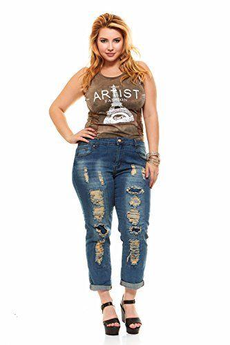 Pin En Women Jeans