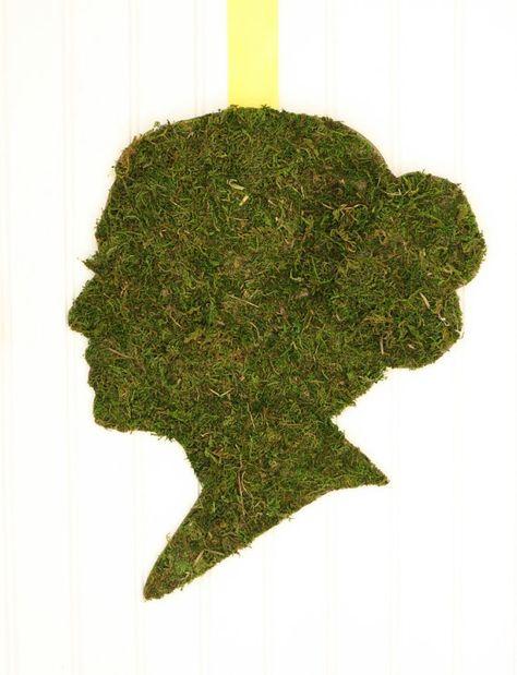 Moss Silhouette by Silhouette Weddings