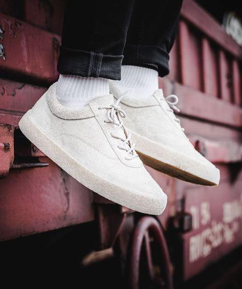 Adidas Yeezy Season 6 Crepe Sneaker