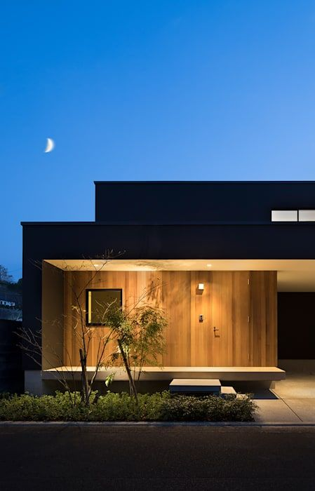 延岡の家: Atelier Squareが手掛けた木造住宅です。 | モダンハウスの ...