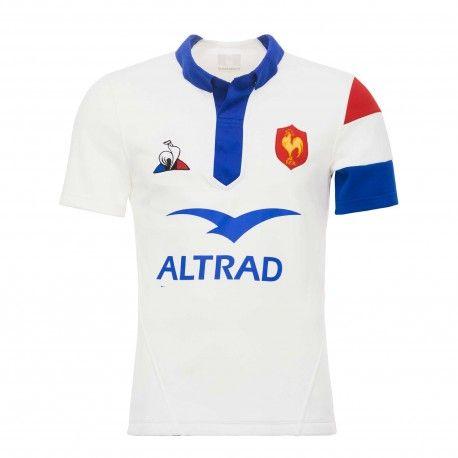 Le Coq Sportif Maillot Rugby XV de France Entrainement 2019//2020 Adulte