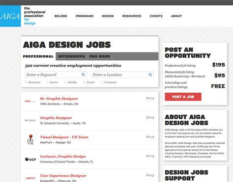 Aiga Design Jobs  Work