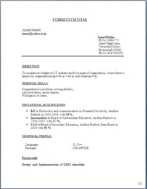 best executive resumes free download Sample Template Example - resumes for free