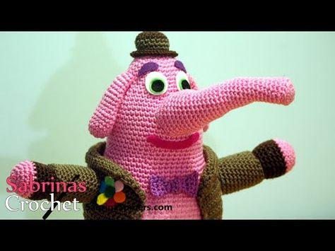 Crochet Riley Riley Haken Inside Outamigurumi Youtube