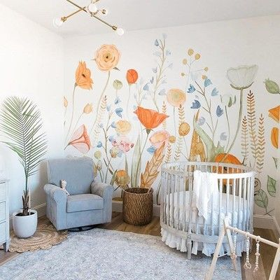 Two Very Important Things 1 Our Memorial Day Weekend Sale Is Live Code Mdw15 For 15 Sitewide Kids Room Murals Baby Room Decor Baby Girl Nursery Room