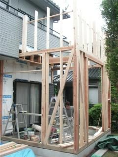 6畳の増築で変わる生活空間 施工事例 増築 リフォーム 施工