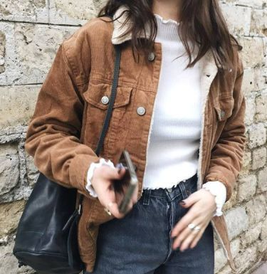 fall outfits school 2019 10 se Herbst Outfit Ideen fr die Schule 10 se Herbst Outfit Ideen fr die Schule 10 se Herbst Outfit Ideen fr die Schule S Winter Outfits For Teen Girls, Cute Fall Outfits, Fall Winter Outfits, Casual Outfits, College Winter Outfits, Winter Outfits Tumblr, Pretty Outfits, Fashion Moda, Look Fashion