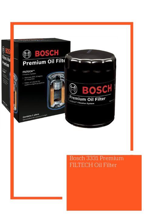 Bosch 3323 Premium FILTECH Oil Filter