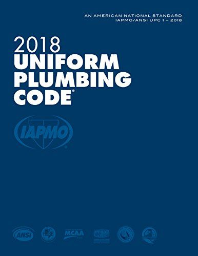 Pdf Ebook 2018 Uniform Plumbing Code With Tabs Pdf Full Free Pdf Books Pdf Books Ebook