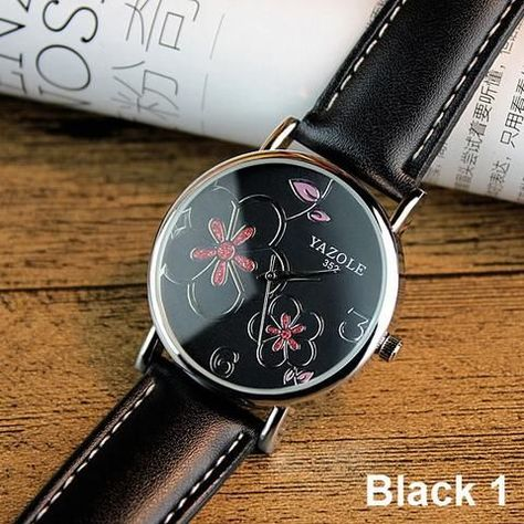 f118617093 YAZOLE Brand Ladies Watch Women Watches 2018 Female Clock Quartz Watch Wrist  Hodinky Quartz-watch Montre Femme Relogio Feminino
