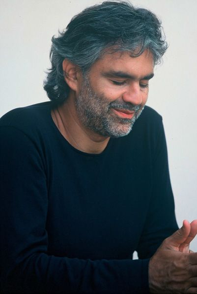 30 Best Images About Andrea Bocelli On Pinterest