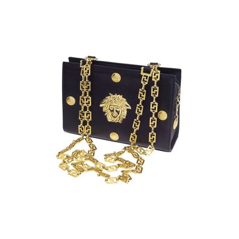 2be9c312c2 Gianni Versace Couture chain bag with Medusa