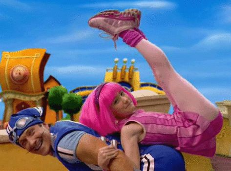 panty opps | Lazy town, Lazy, Funny pictures