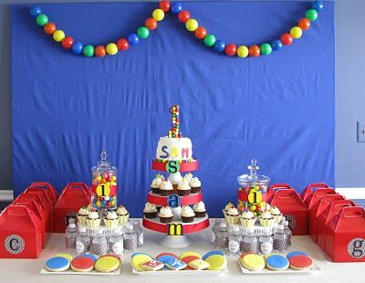 37 Best Dexters 5th Birthday Party Images