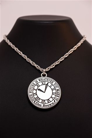 39+ Back to the future jewelry info