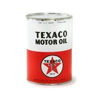 Old Texaco Oil Can