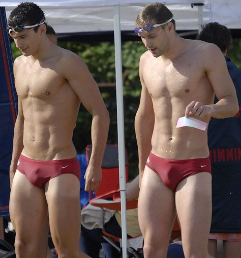 More on Best Gay Blogger  - http://www.bestgaybloggers.com/red-gay-underwear-couple-4/