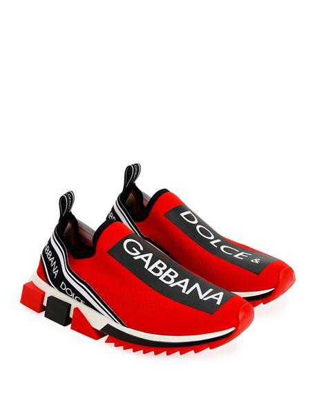 Socks sneakers, Dolce gabbana sneakers