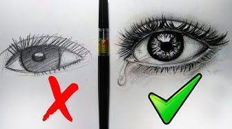 54 Como Dibujar El Rostro Humano Tiempo Real Youtube Dibujos De Ojos Ojo Realista Dibujos Realistas