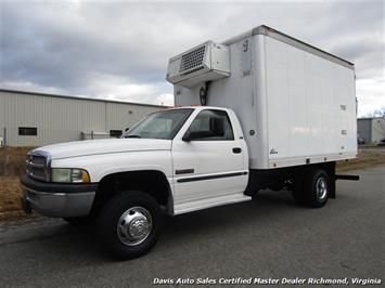 Isuzu 16ft Box Truck For Sale