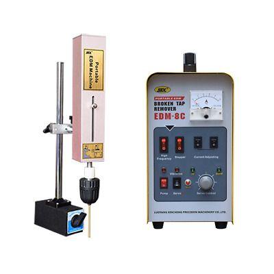 Sponsored Ebay Portable Edm Tap Remover Tap Disintegrator Tap Burner Spark Eroder Edm 8c In 2020 Edm Drilling Machine Metal Working