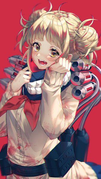 Himiko Toga My Hero Academia Toga Anime Boku No Hero Academia