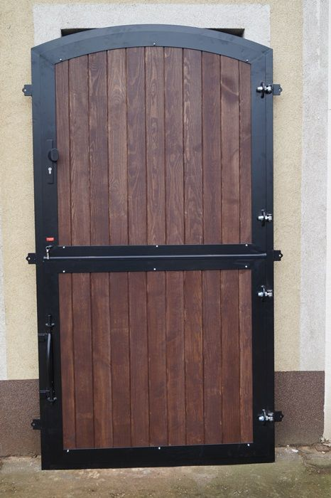 Mezynski Ogrodzenie Boksy Stajnia Dla Koni Drzwi 7085168813 Oficjalne Archiwum Allegro Tall Cabinet Storage Storage Cabinet Decor