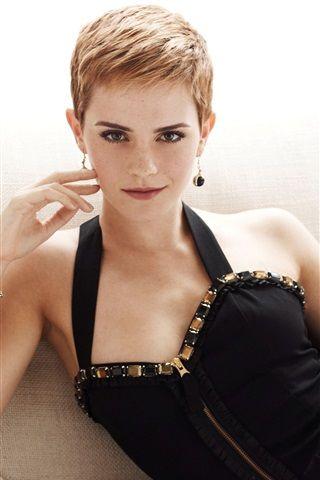 Short Hair Emma In 2020 Emma Watson Short Hair Emma Watson Hair Short Hair Styles