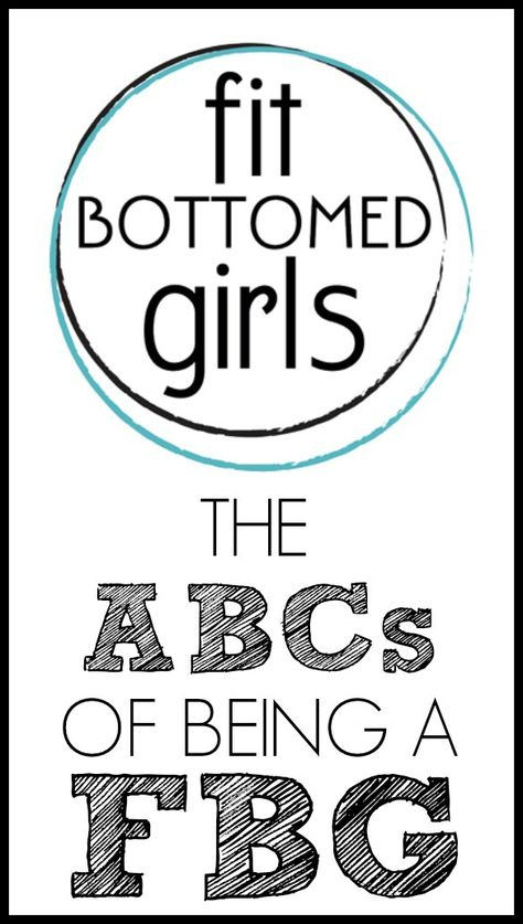 The ABCs of being an FBG!