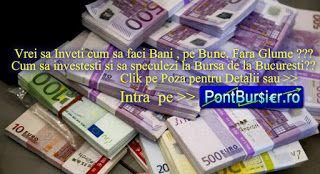 cum să faci bani la bursă)