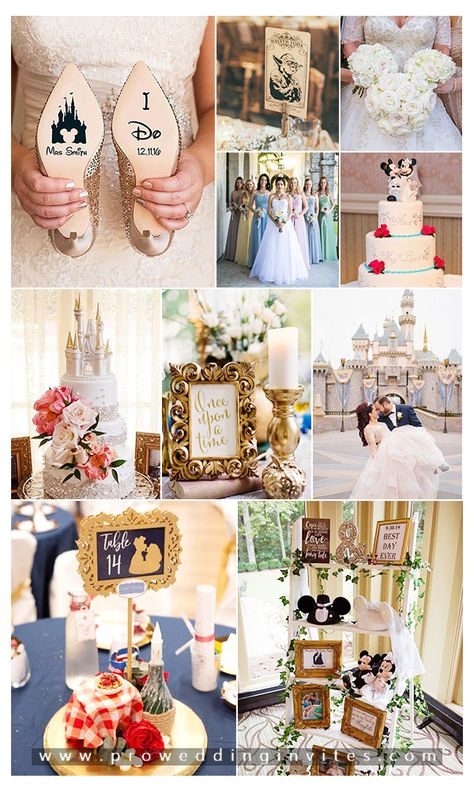 Fairytale theme wedding invitations is kindly popular now.Do you want customize your own fairytale wedding invites? Fairytale Wedding Invitations, Disney Wedding Dresses, Disney Weddings, Fairytale Weddings, Princess Wedding Themes, Intimate Weddings, Disney Themed Weddings, Disney Wedding Cakes, Disney Wedding Rings