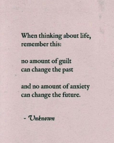 Think About Your Life Quotes