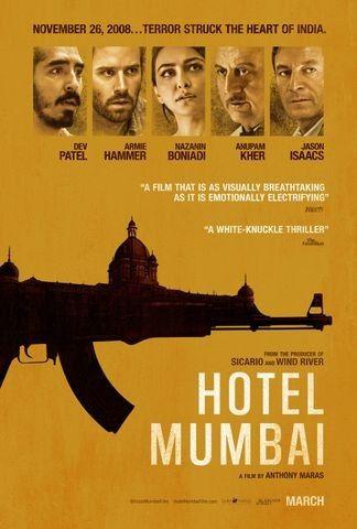 Hotel Mumbai 2019 Rotten Tomatoes Mumbai