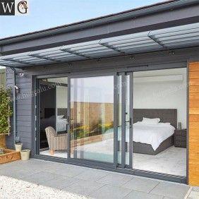 Exterior Main Entry Security Design Aluminum Glass Sliding Doors Prices Sliding Doors Exterior Exterior Doors With Glass Aluminium Sliding Doors